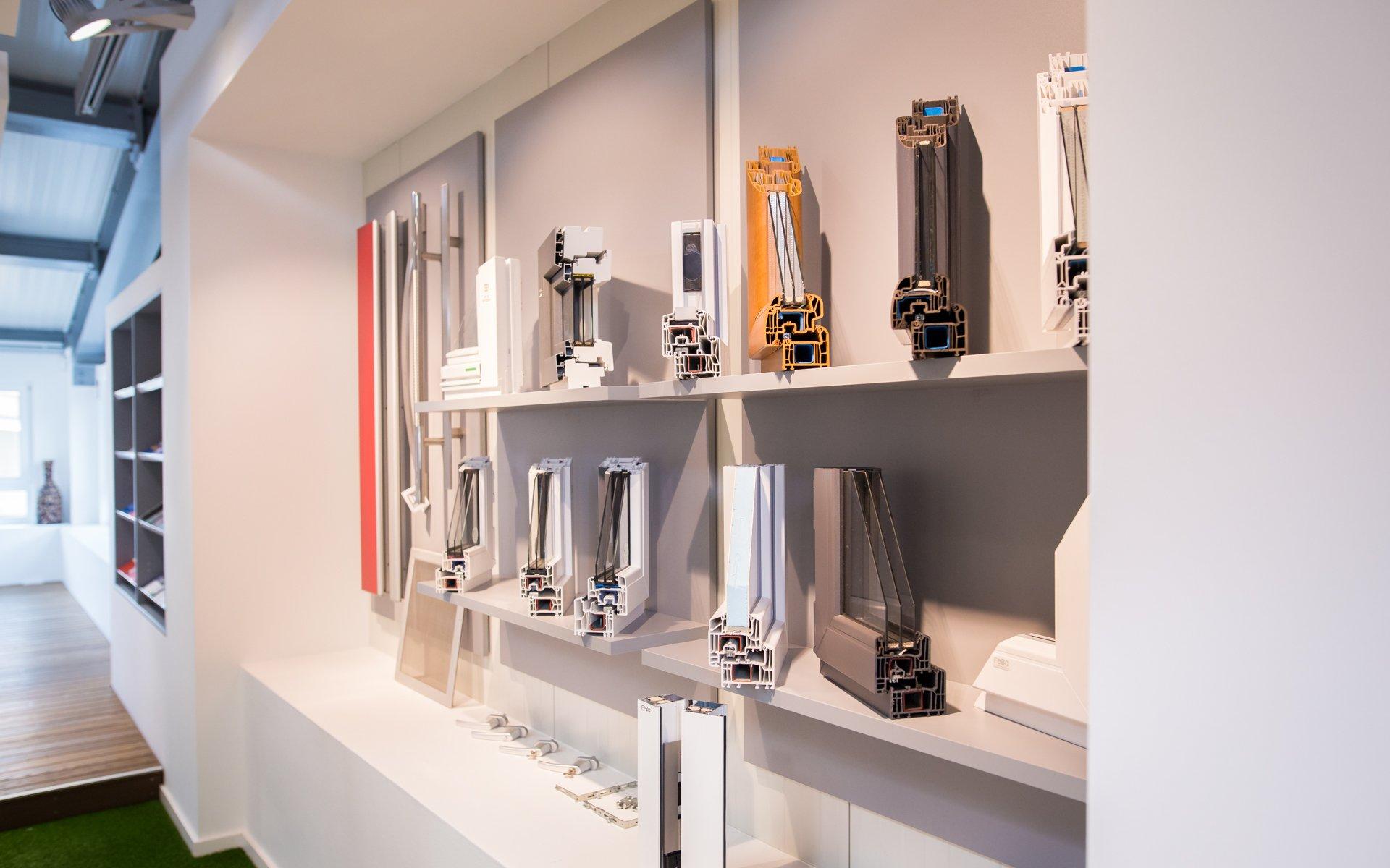 Fenster & Fensterbänke - Baustoff Mill GmbH